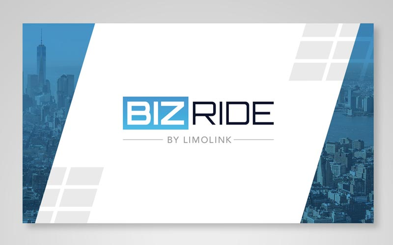 BizRide card example