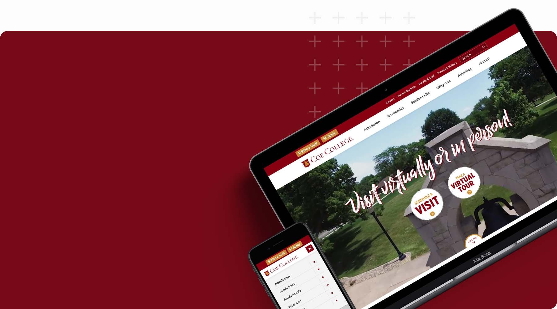 Coe College Website