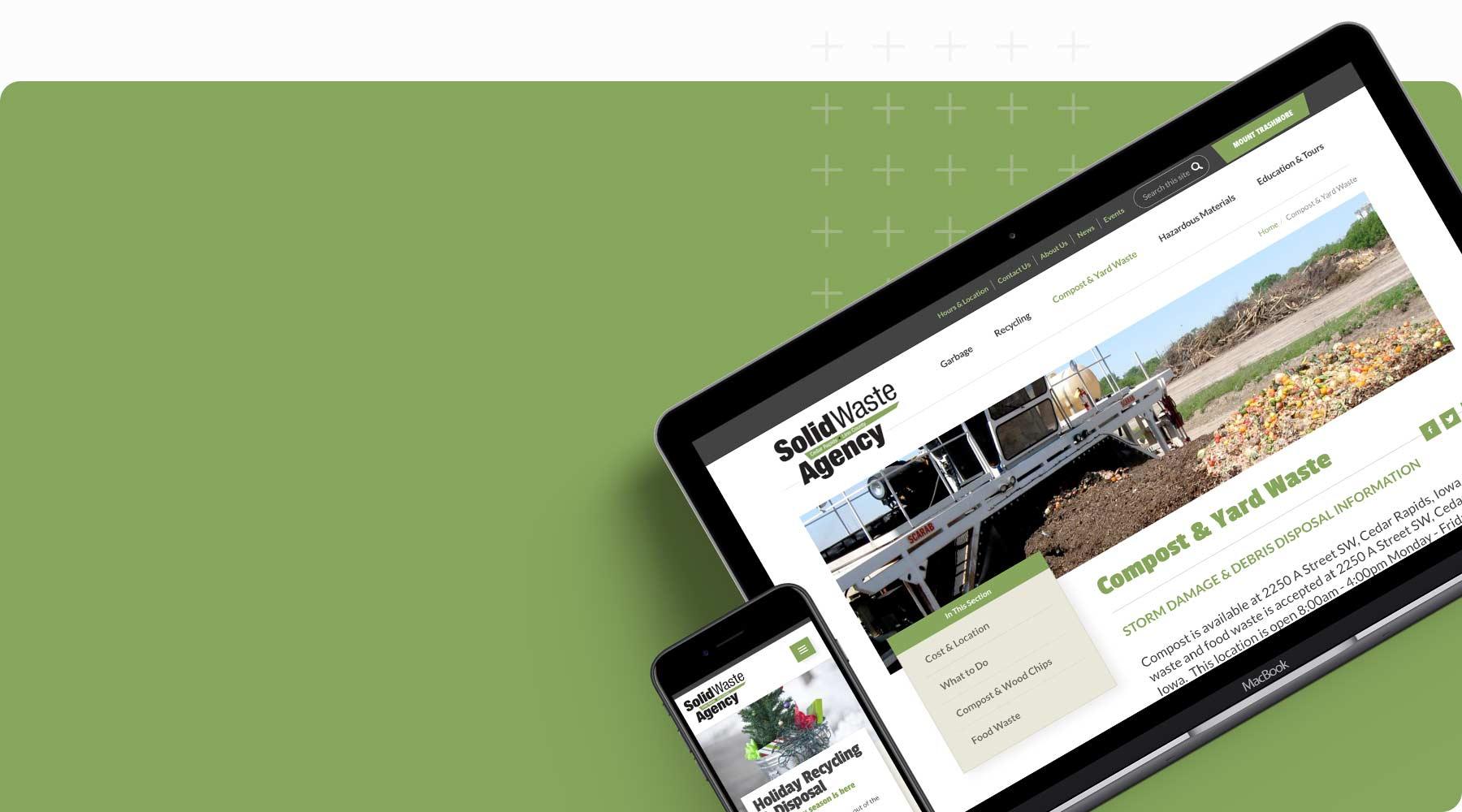 Solid Waste Agency Website