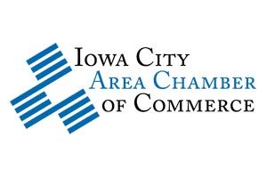 Iowa City Chamber of Commerce Logo
