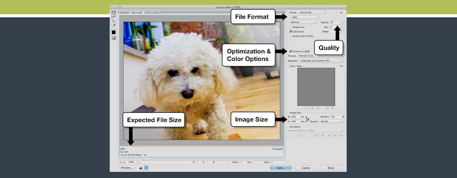 Reducing Your Image Resolution