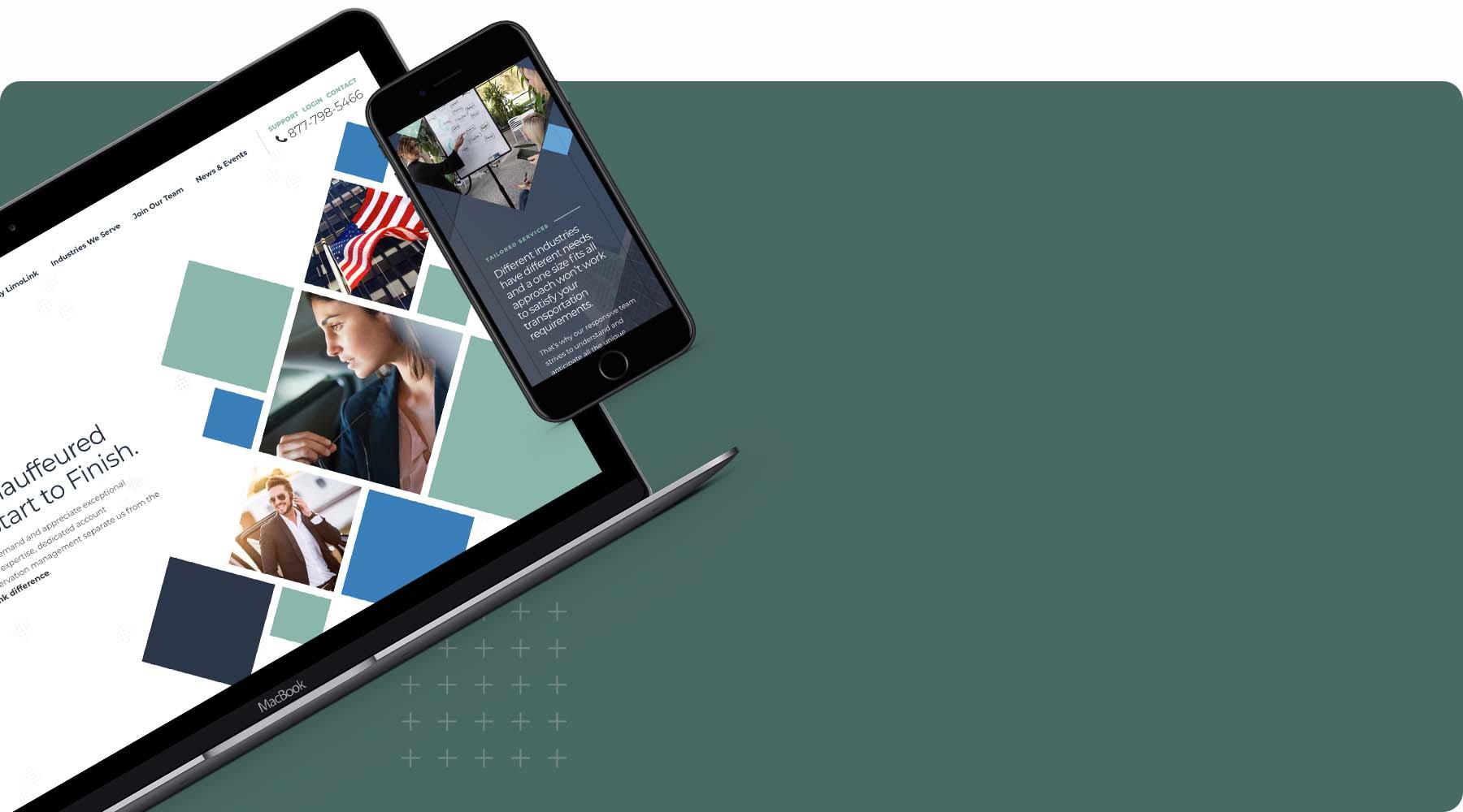 LimoLink Website