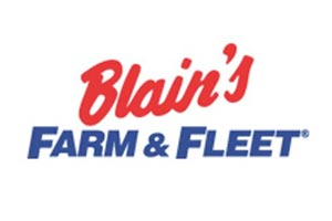 Blains Farm and Fleet Logo
