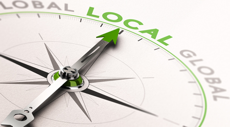 Think Local - Manage Your Search Optimization