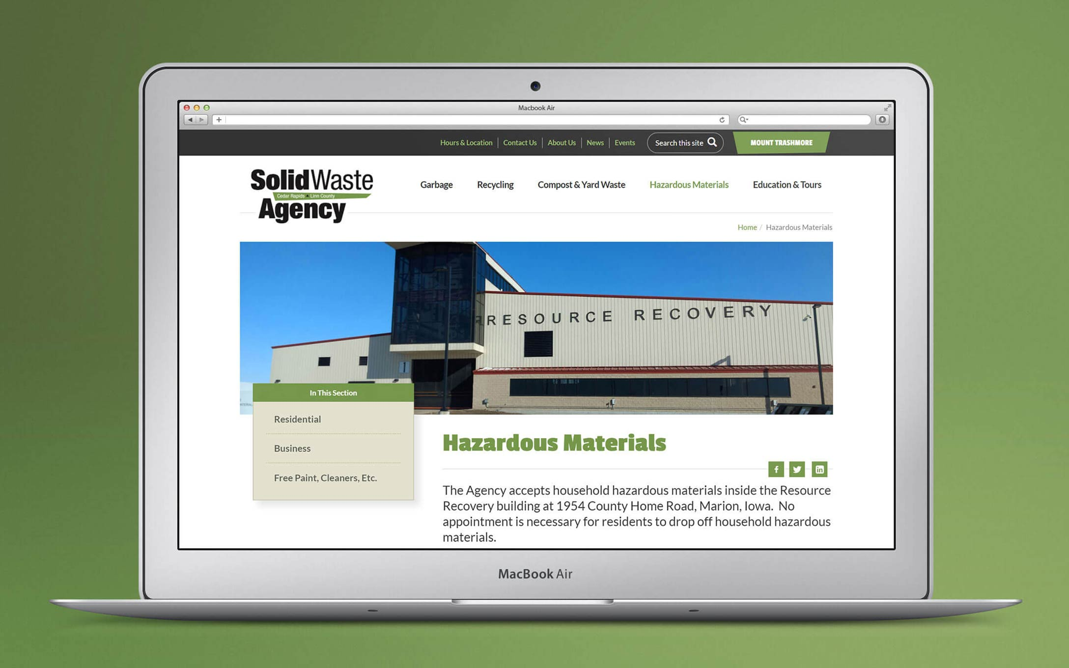 Solid Waste Agency