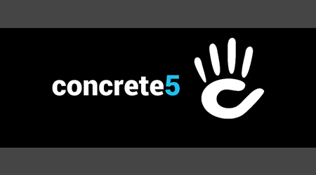 Concrete5 Content Management System