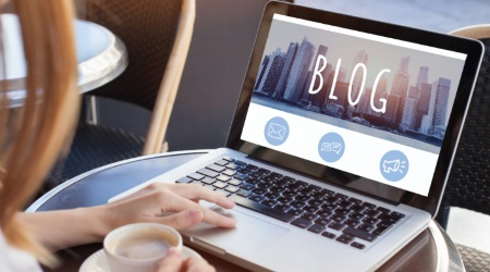 Revamp your company blog