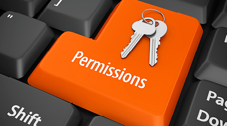 Google Adwords Permissions
